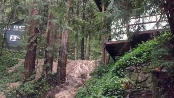 USGS Developing a Mudslide Early Warning System