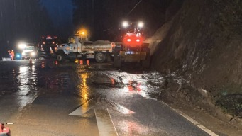Downed Trees, Mudslides, Floods Cause Havoc in the Bay Area