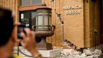 Obama Declares Napa Quake Major Disaster