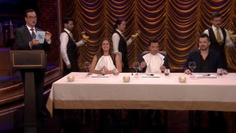 'Tonight': Secret Ingredient With Jennifer Garner and Jim Jefferies