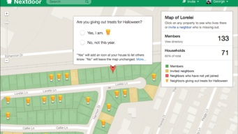 Nextdoor Wants to Make Trick-or-Treating More Efficient