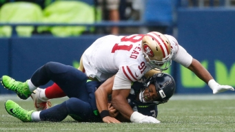 Niners' Armstead Likely Lost for Rest of Season
