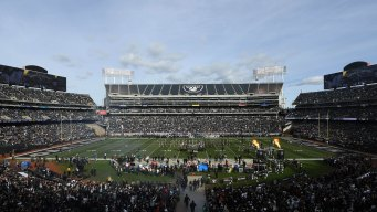 Lott-led Group Still Working to Keep Raiders in Oakland, 'playing to Win'