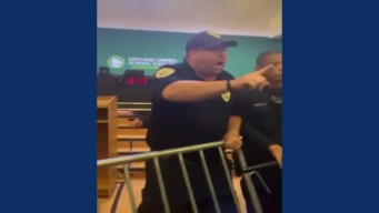 Protests Get Physical at Oakland School Board Meeting