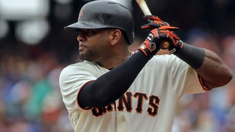 Giants Lineup: After Beating Phillies to Start Series, No Changes for Game 2