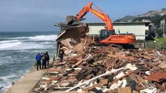 'It Needed to Go': Pacifica Apartments Demolished