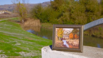 Artist Shows Some Love for Silicon Valley's Forgotten Creeks