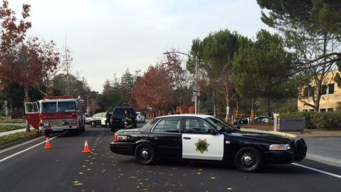 Bomb Squad Detonates Possible Grenade in Palo Alto