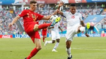 Panama Loses World Cup Debut to Belgium