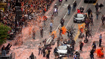 Playing Hooky For Giants Parade Costs Schools