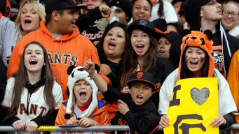 MLB Auctions Off Spot Aboard Giants Parade Float