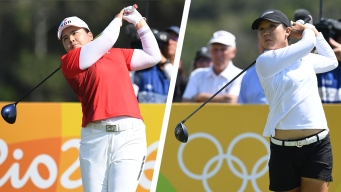 Watch Women's Golf Tee Off at Rio Olympics
