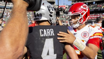 Raiders Must Make Take Advantage in AFC West With Patrick Mahomes Out