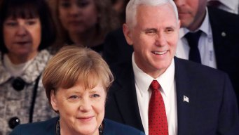Germany's Merkel to US: Bolster Groups Like EU, NATO, UN