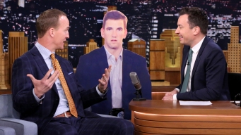 Peyton Manning Jokes He's Seen Eli's Blank Face Before