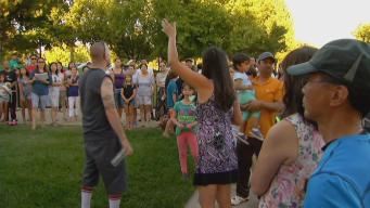 Pleasanton Residents Unhappy About Tennis Court Plans