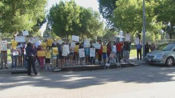 Pleasanton Residents Block Tree Removal Project at Park