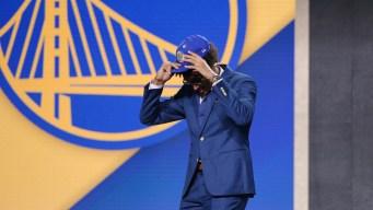 Watch NBA Rookies Try to Guess Warriors Guard Jordan Poole's Nickname