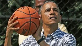 "Obama Reveals NCAA Picks, Touts ""ACA Bracket"" GIFs"
