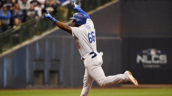 Dodgers 4, Brewers 2: LA Wins Game 7 of NLCS to Advance to World Series