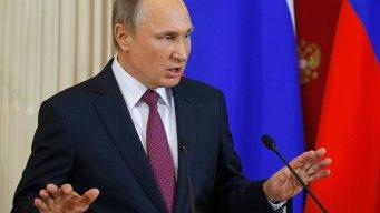 Putin Accuses Obama's Gov't of Trying to Undermine Trump