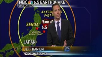 Strong Japan Earthquake