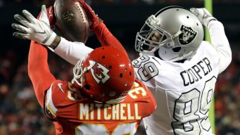 Raiders Offense Hits Wall in Loss to Chiefs