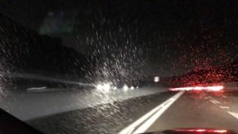 Wet Weather Returns: Light Rain Seen in Parts of Bay Area