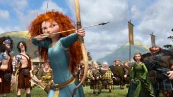 "Pixar's ""Brave"" Brings Home Oscar"