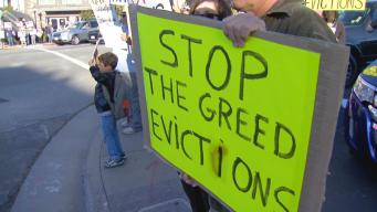 Dueling Rallies on Peninsula Rent Control Initiatives