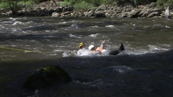 Swift Waters in Yosemite Bring Drowning Concerns