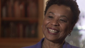 Rep. Lee Reflects on What Made Her Run for Congress