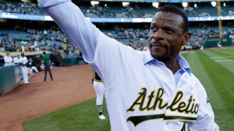 A's Name Coliseum Playing Surface Rickey Henderson Field
