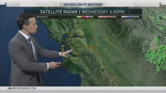 Rob Mayeda's First Forecast for Fall