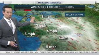 Rob Mayeda's Tuesday Forecast
