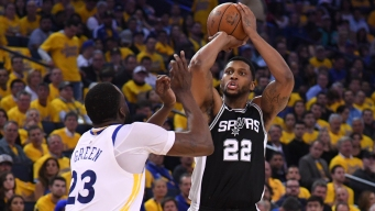 Report: Rudy Gay to Decline Player Option With Spurs