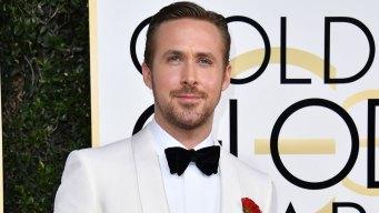 Ryan Gosling Dedicates Globe to Eva Mendes' Brother