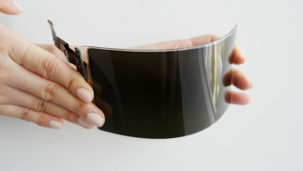 Samsung Says It Has Made a Bendable and Unbreakable Screen