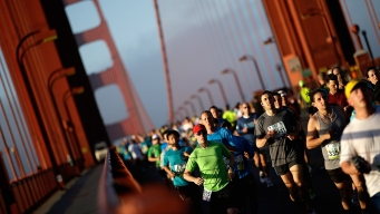 Thousands of Runners Set for San Francisco Marathon