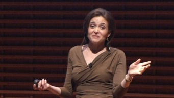Sandberg on the 'Paper Cuts' That Still Affect Women