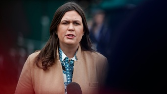 WH Press Secretary Sanders Interviewed by Mueller's Office