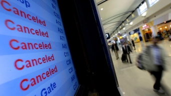 Sandy Triggers 114 Cancelations Out of SFO
