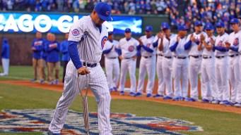 If Cubs Get to World Series, Injured Slugger Could Make Surprise Return