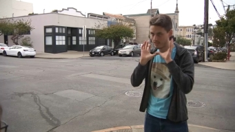 2 Random Attempted Assaults Have Neighbors on Edge in SF