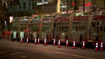 SF Leader Criticizes Bus Reroutes For Chase Center Events