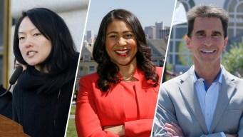Three San Francisco Mayoral Candidates Have Chance to Make History
