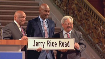San Francisco Sports Legends Honored with Street Signs for Candlestick Neighborhood