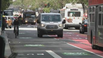 Traffic Citations Are Down, Streets Are Safer: SFPD