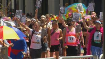 Hundreds of Thousands Flood San Francisco for Annual SF Pride Parade