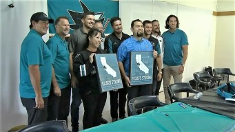 Sharks Players Hold Pair of #GilroyStrong Fundraisers
